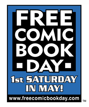 FCBD, Every 1st Saturday in May